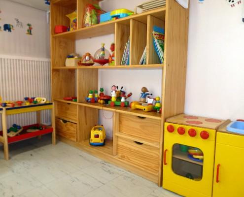 Armoires et jouets