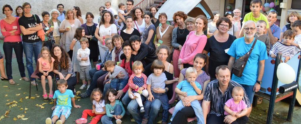 les 20 ans de l'association Les Petits Pas